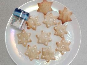 Biscotti-stella