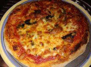 Pizza Margherita🍕