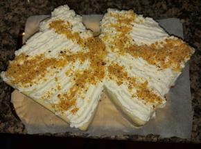 Torta gelato Farfalla