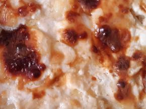 Patate panna e formaggi