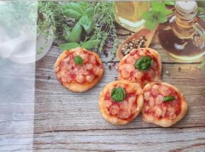 Pizza per l'aperitivo