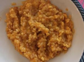 Zucca ai tre cereali