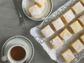 Quadrotti dolci - merendine farcite