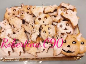 Ciambelline 'HALLOWINE' gluten free 🎃👻💀🦉