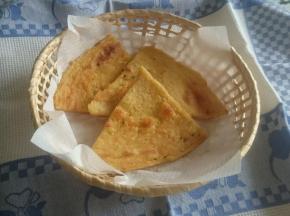 Farinata di ceci (cotta nel microonde)