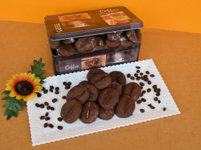 Biscotti ''chicco di caffè''