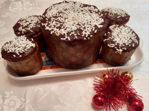 Panettone Cioccolatoso -Sfida di Natale
