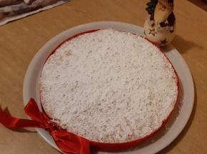 Torta Bianco Natale