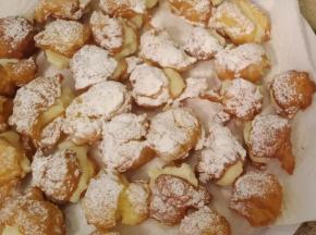 Frittelle con crema [1°SFIDA CULINARIA 2021] 🎭 Il Carnevale delle Dolcine 🥳