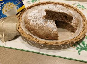 Torta integrale Camomilla e Cannella