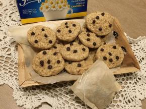 Biscotti semintegrali alla Camomilla