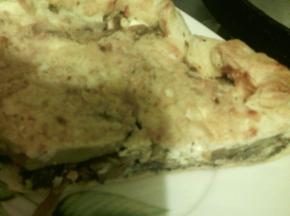 torta bietole - carciofi