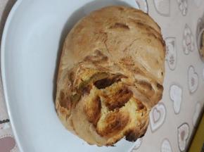Pane di semola per bruschette