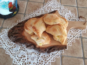 Sfogliatine fiorentine (seconda versione)