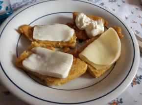 Polenta di storo fritta ai formaggi: 3 sfida ricette di recupero