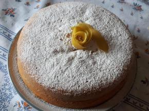 Mini Pasta Margherita al limone