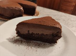 torta landeau chocolate (3° sfida culinaria)