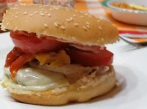 Hamburger gustoso