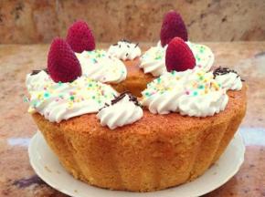 La mia chiffon cake