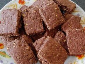 Biscotti al pistacchio senza burro né uova