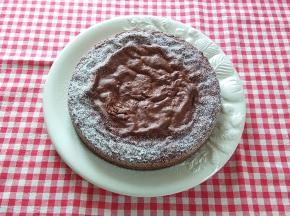 Torta ricotta e cioccolato (ricetta della dolcina Simpa82)