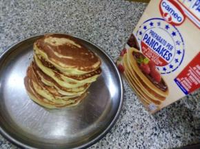 Pancakes cameo