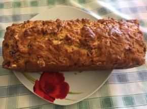 Plum-cake salato