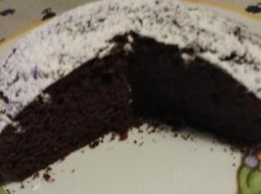 Torta cioccolato e cannella!!
