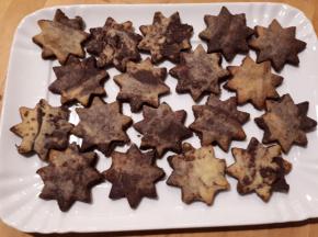Biscotti marmorizzati 🍪😉😏