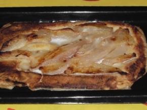 Torta salata di pere Abate