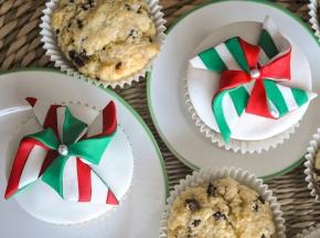Muffin per la Festa della Repubblica