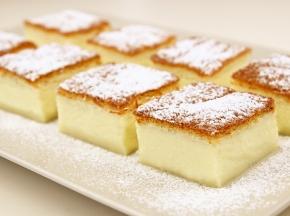 Torta Magica alla vaniglia