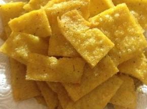 scagliuozzi di polenta