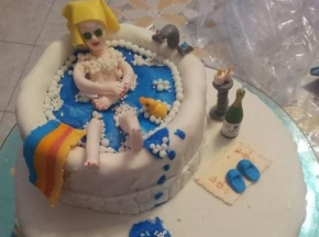Torta RELAX per la mia mamma