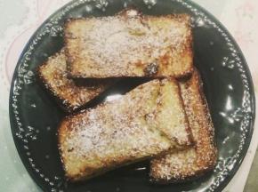 Trench toast al forno