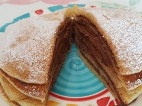 tortino di pancake