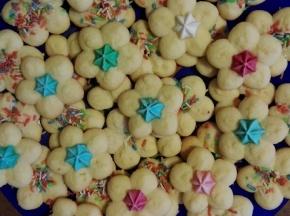 Biscotti al limone per sparabiscotti