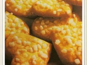 Cuoricini con granella di zucchero