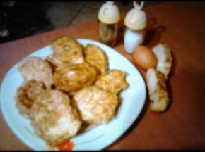 Pane  fritto con uova