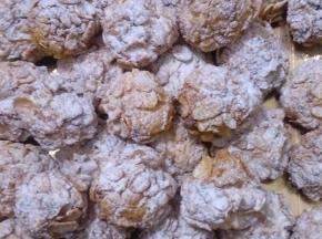 biscotti con cereali corn-flakes