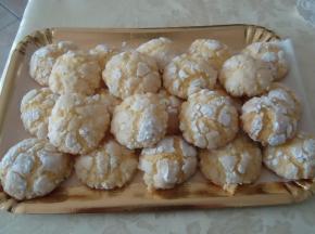 Biscotti morbidi al limone !!!