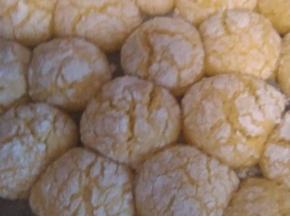 Biscotti al limone di Maria 111065
