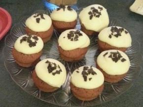Cupcake Red Velvet, ricetta americana