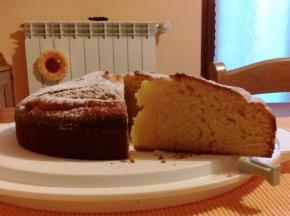 Torta mascarpone e arance