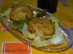 Roselline con patate e tonno