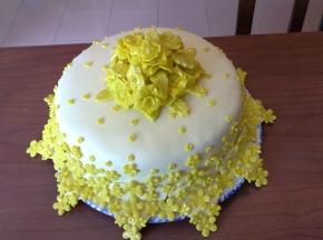 Torte decorate per le occasioni speciali