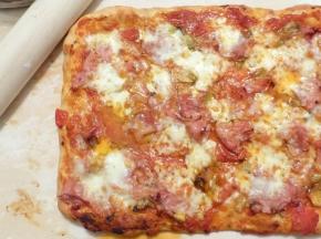 a tutta Pizza!!