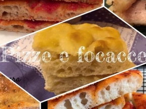 Pizze, focacce & C.