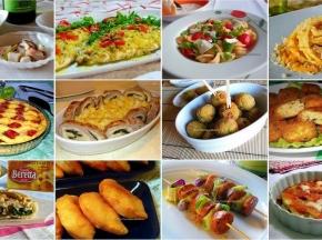 Piatti salati e sfizi vari