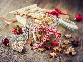 I biscotti per un dolce risveglio di Natale